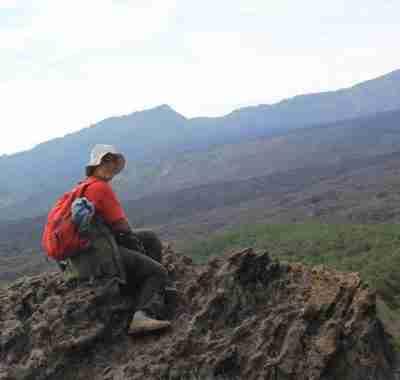Barbara Pricoco guide etna