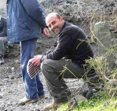 Aristide Tomasino naturalist guide sicily