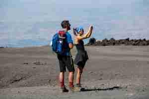 etna morning tour 2021 ph. Luigi Marino