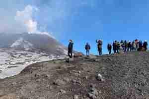 etna summit craters tour