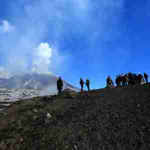 etna craters excursions