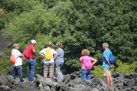 etna morning tour group