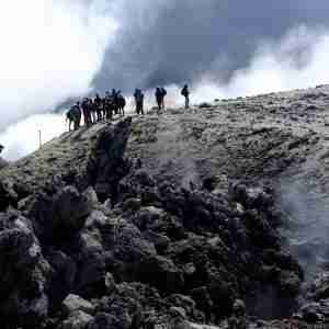 etna summit experience