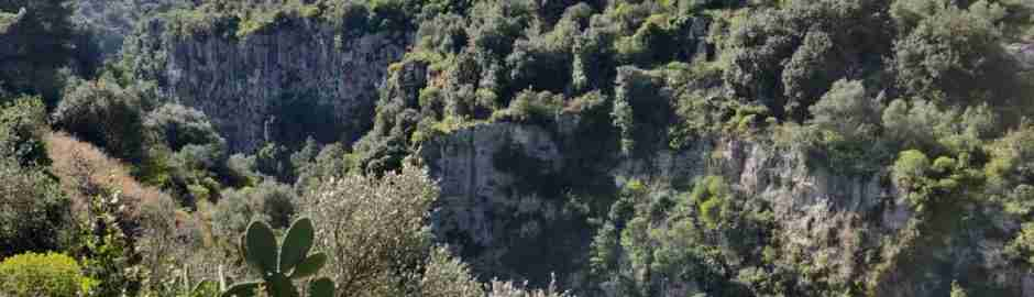 pantalica trekking