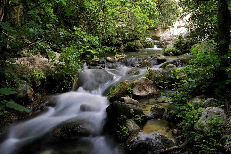 trekking anapo river